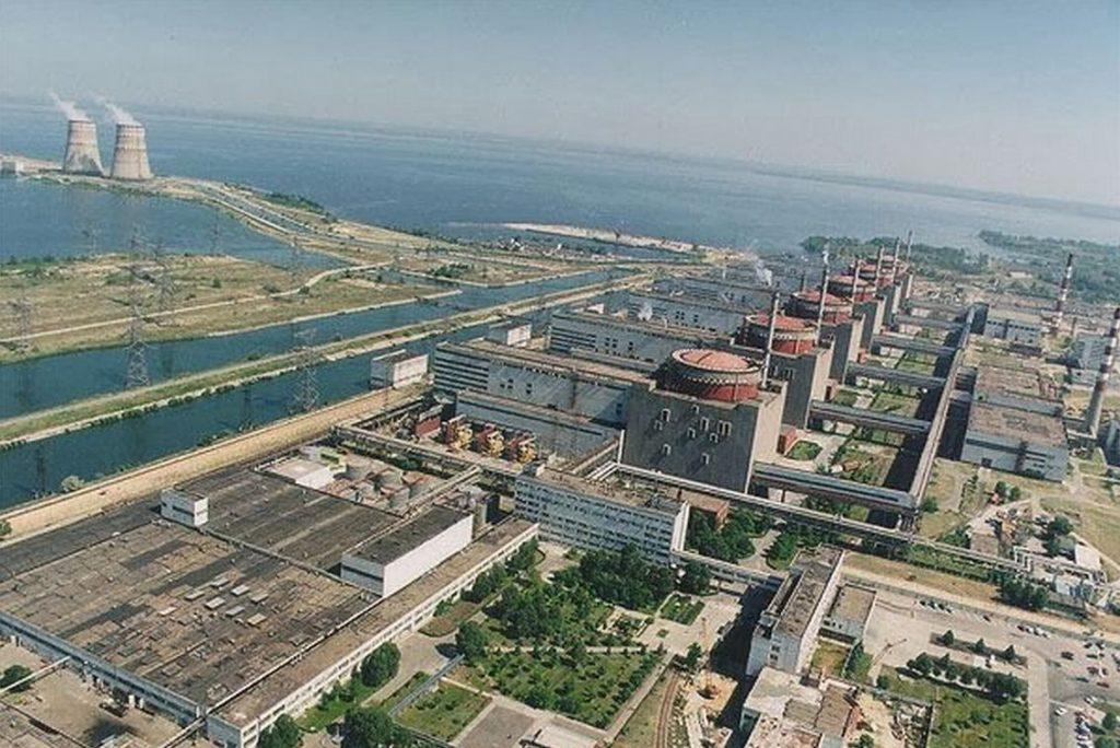 пятый энергоблок запорожской АЭС